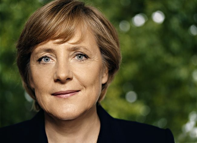 Angela Merkel. - angela-merkel-romanian-news-blog
